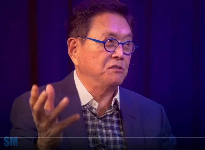 ROBERT KIYOSAKI – NOS ESPERA UN COLAPSO! Las crisis son las mejores oportunidades